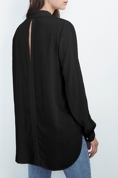 Velvet Rayon Challis Blouse - Alternate List Image