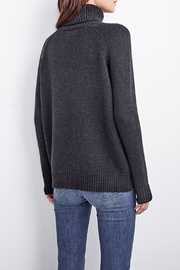 Velvet Saphirra Turtleneck - Front full body