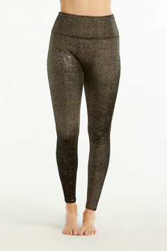 Shoptiques Product: Velvet Shine Leggings