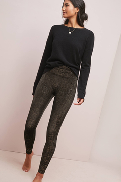 Spanx Velvet Shine Leggings - Product List Image