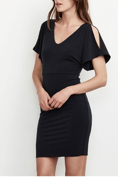Shoptiques Product: Slit Sleeve Dress
