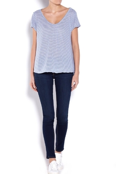 Shoptiques Product: Striped Tee Top