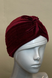 JEANNE SIMMONS ACCESORIES INC VELVET TURBAN - Front cropped