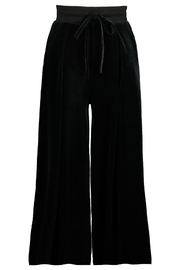 Bishop + Young Velvet Wide Leg Pant - Product Mini Image