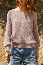 Velvet Wiley Marled Sweater - Front cropped
