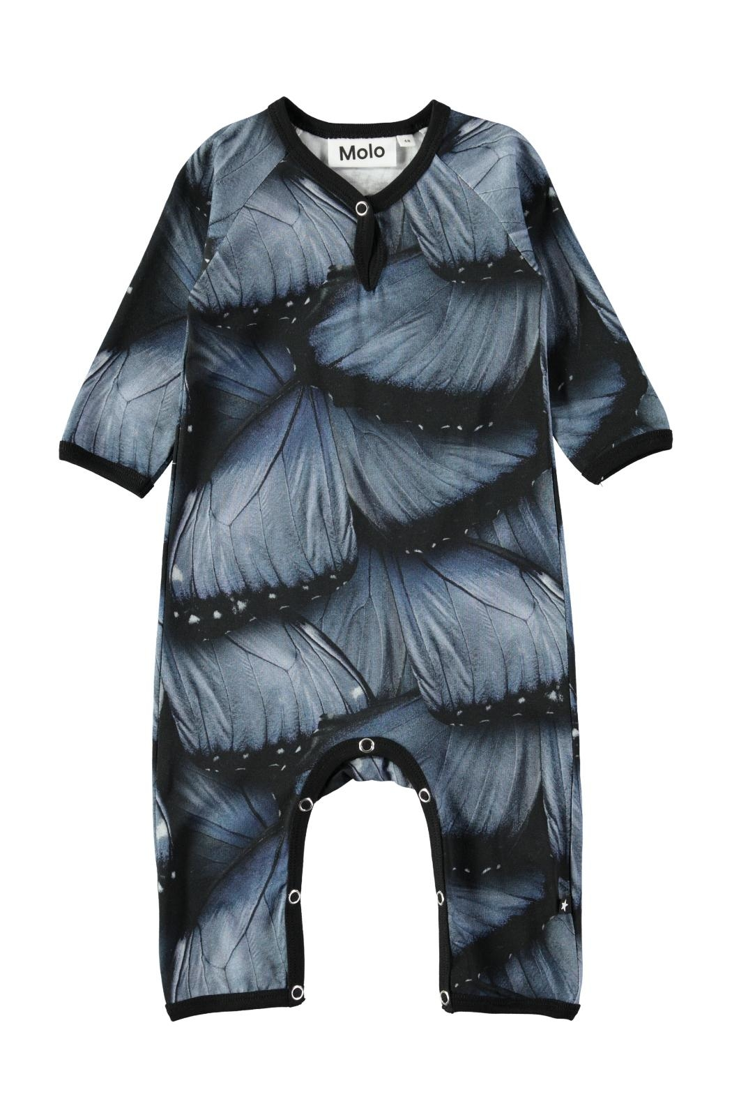 Molo Velvet Wings Playsuit - Main Image