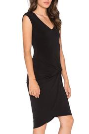Shoptiques Product: Stretch Jersey Dress - Back cropped