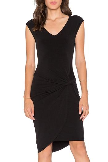 Shoptiques Product: Stretch Jersey Dress - main