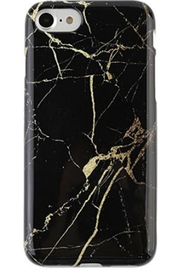 Velvet Caviar Marble Phone Case 6+ - Front cropped