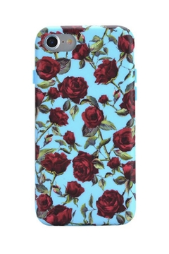 Velvet Caviar Blue Roses Iphone7 - Product List Image