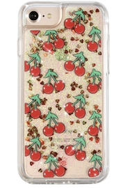 Velvet Caviar Cherry Glitter Iphone 6/7 plus - Product Mini Image