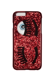 Velvet Caviar Flirty iPhone S6 Case - Front cropped