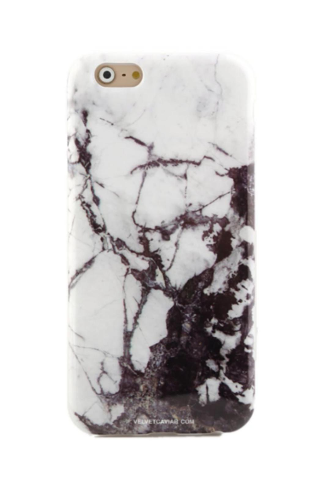 Velvet Caviar Marble Iphone6 Case From New York By Let S