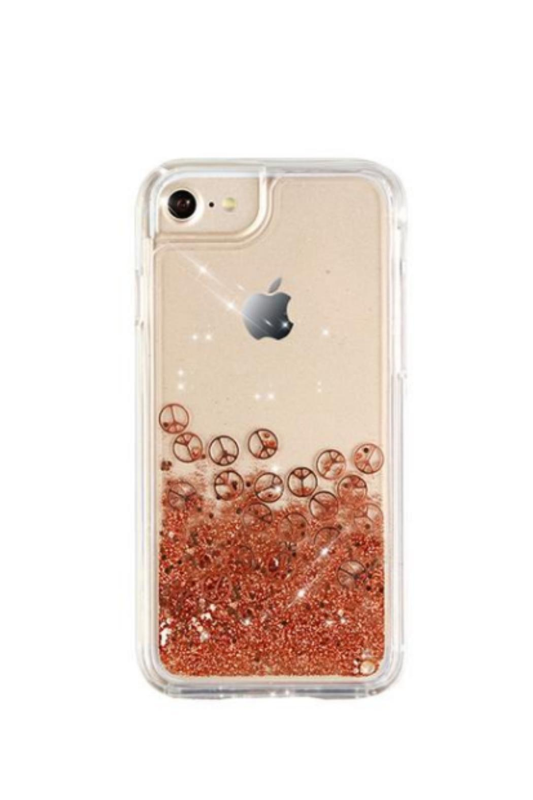 Velvet Caviar Peace Iphone7 Case - Main Image