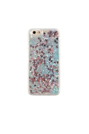 Velvet Caviar Turquoise Hearts Iphone7/8 - Product Mini Image