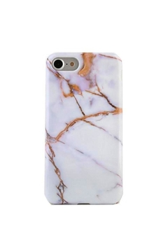 Velvet Caviar White Marble Iphone-7plus - Product List Image