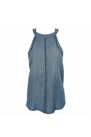 Velvet Heart Kalli Denim Halter - Product Mini Image