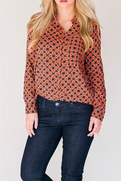 Shoptiques Product: Pattern Button-Up