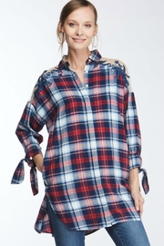 Velvet Heart Radley Plaid Shirt - Product Mini Image