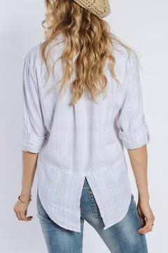 Velvet Heart Relaxed Plaid Top - Alternate List Image