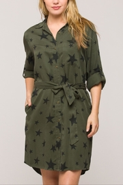 Velvet Heart Safire Shirt Dress - Product Mini Image