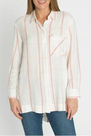 Velvet Heart Seraphina Button Down Top - Product Mini Image