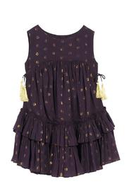Velveteen Maddie Raisin Dress - Product Mini Image