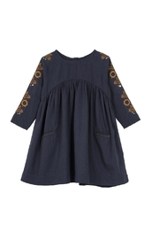 Velveteen Madeline Dress - Front cropped