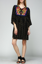 Velzera Boho Vintage Dress - Product Mini Image