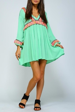 Shoptiques Product: Fringe Shift Dress