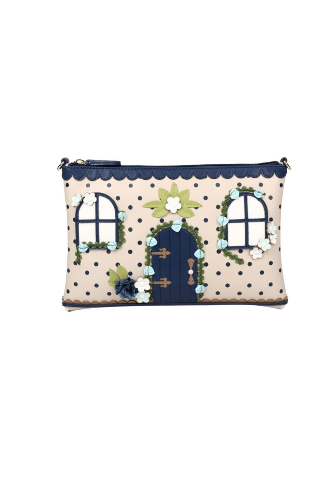 Vendula London Birdhouse Pouch Bag - Main Image