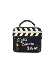 Vendula London Cinema Light-Up Bag - Product Mini Image
