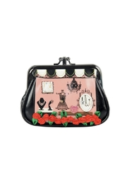 Vendula London Jewlery Coin Purse - Front cropped