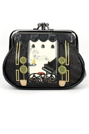 Vendula London Piano Bar Coin Purse - Front cropped