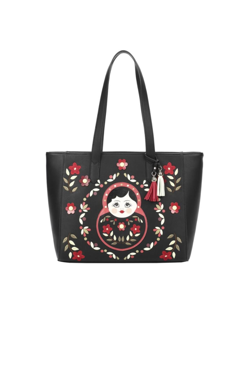 Vendula London Russian Doll Tote - Main Image