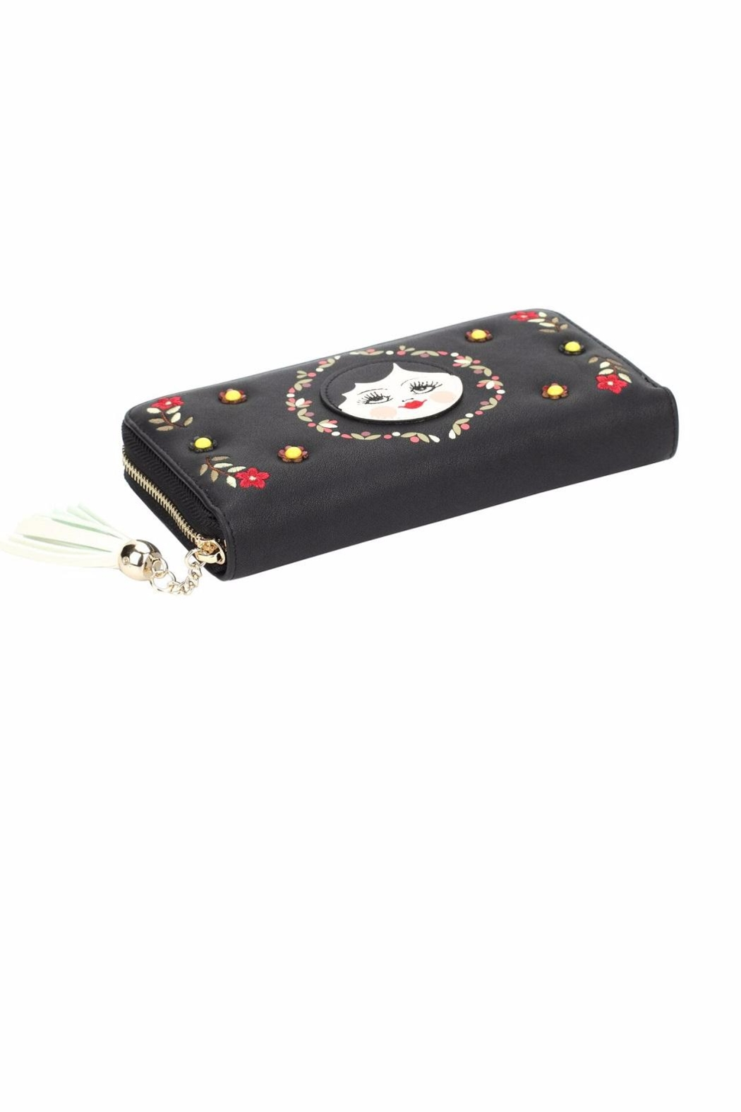 Vendula London Russian Doll Wallet - Front Full Image