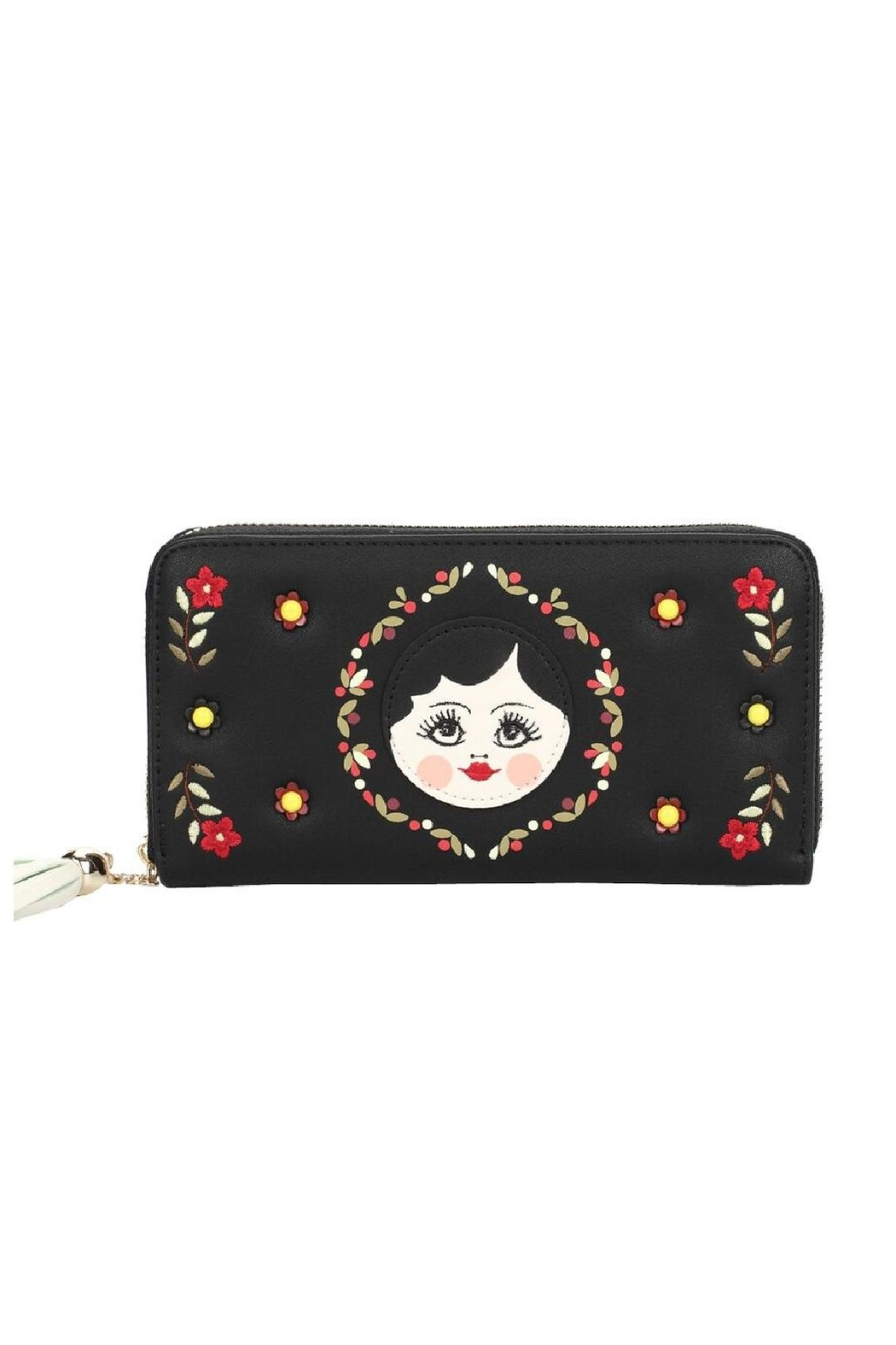 Vendula London Russian Doll Wallet - Main Image