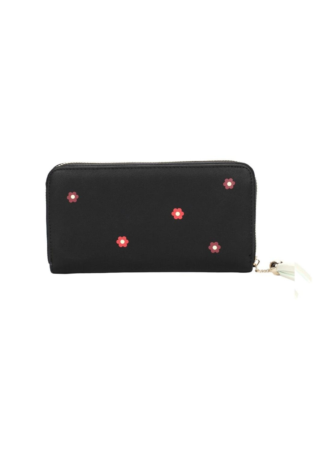 Vendula London Russian Doll Wallet - Back Cropped Image