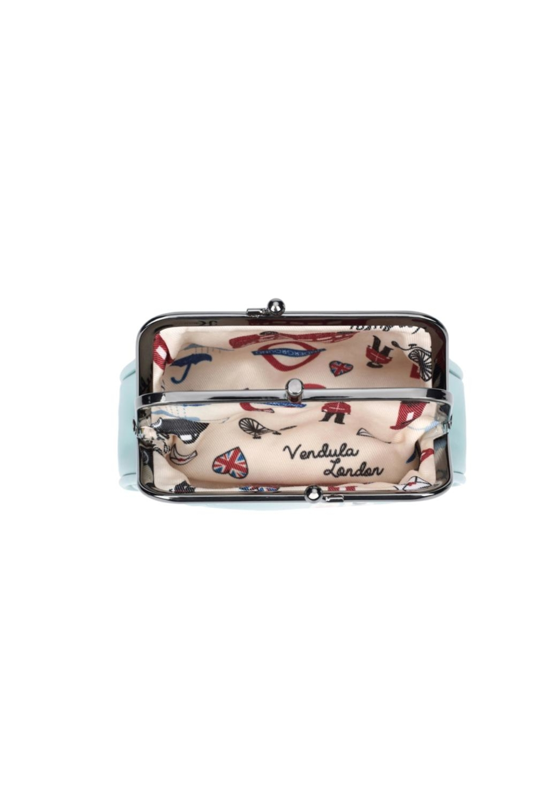 Vendula London Sewing-Shop Clip Coin-Purse - Side Cropped Image