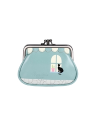 Vendula London Sewing-Shop Clip Coin-Purse - Front full body