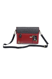 Vendula London The George Purse - Front full body