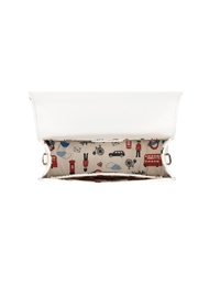Vendula London The Greengrocers Saddle-Bag - Back cropped