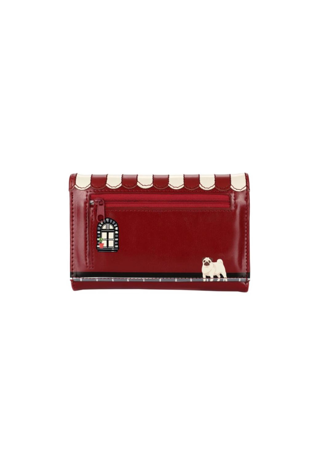 Vendula London Toyshop Fit-All Wallet - Front Full Image