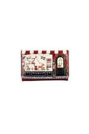 Vendula London Toyshop Fit-All Wallet - Front cropped