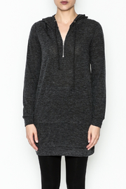 Venezia Cashmere Cashmere Hoodie - Front full body