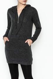 Venezia Cashmere Cashmere Hoodie - Front cropped