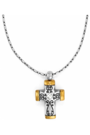 Brighton  Venezia Petite Cross Necklace - Product Mini Image