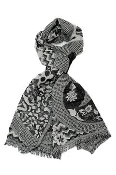 Venezia Cashmere Handmade Wool Scarf - Product List Image