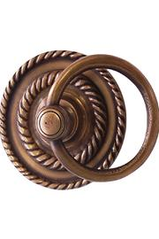 Venezia Cashmere Large Brass Door-Knocker - Product Mini Image