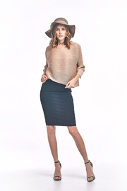 Nabisplace Venla Pleated Blouse - Front full body